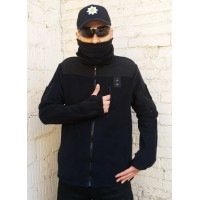 Куртка флісова ПОЛІЦІЯ Спеціальна ціна