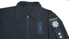 Поло Полиция с нашивками для шевронов и погонов, на молнии АКЦИЯ 40%