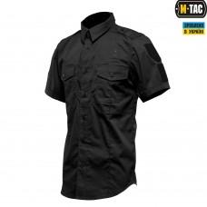 Рубашка с коротким рукавом Police Flex Black M-Tac