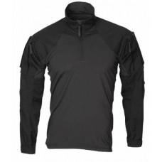 Черная тактическая рубашка Ubacs