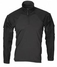 Купить Тактична сорочка UBACS BLACK в интернет-магазине Каптерка в Киеве и Украине