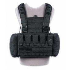 Нагрудник Tasmanian Tiger CHEST RIG MKII M4 BLACK Cordura