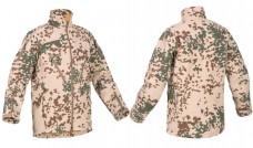 Куртка демісезонна мембранна P1G-Tac® Cross Country Race Jacket Mk-2 Tropentarn