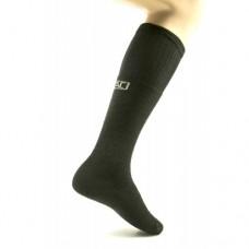 Шкарпетки польовi зимовi P1G® WDS Combat Black довгі