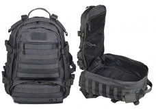 35л Рюкзак M-TAC COMBAT PACK GREY