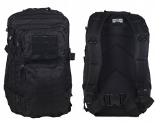 36л Рюкзак М-ТАС LARGE ASSAULT PACK LASER CUT BLACK