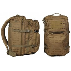 36л Рюкзак М-ТАС LARGE ASSAULT PACK LASER CUT TAN