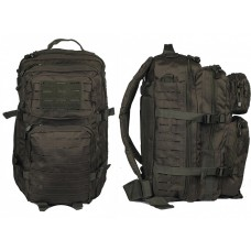 36л Рюкзак М-ТАС LARGE ASSAULT PACK LASER CUT OLIVE