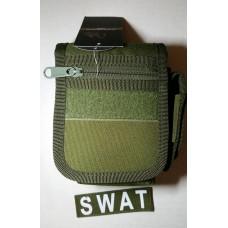 Подсумок на молле Silver Knight SWAT OLIVE