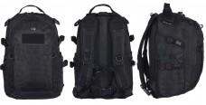 Рюкзак Urban Line Charger Hexagon Pack Black