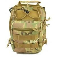 Рюкзак - сумка на плече Silver Knight MULTICAM АКЦІЯ