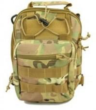 Рюкзак - сумка на плече Silver Knight MULTICAM