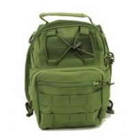 Рюкзак - сумка на плече Silver Knight OLIVE АКЦІЯ