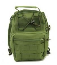 Купить Рюкзак - сумка на плече Silver Knight OLIVE в интернет-магазине Каптерка в Киеве и Украине