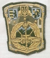 128 гірсько-піхотная бригада шеврон 2 батальйон польовий