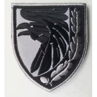 93 ОМБр Холодний яр шеврон срібний