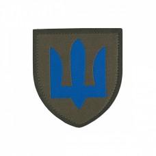 Шеврон Механізовані війська ЗСУ Нового зразка жаккард