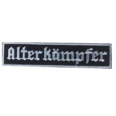 Нашивка Alter Kämpfer