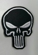 Шеврон Череп Punisher Patch