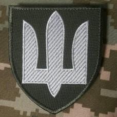 Нарукавний знак Армійська авіація (тризуб) Нового зразка