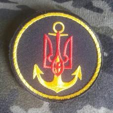 Шеврон Берегові війська ВМС