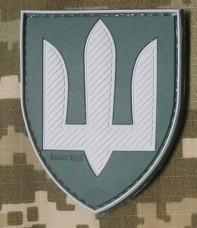 Шеврон Сухопутні війська ЗСУ нового зразка 2017 польовий