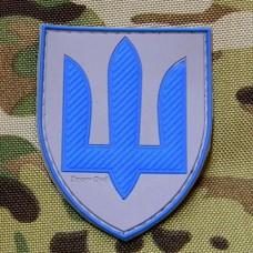 Шеврон Гірська піхота ЗСУ Нового зразка ПВХ