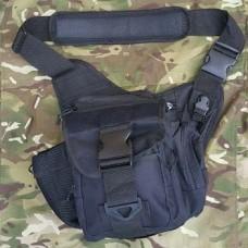 Универсальная сумка типа EDC Silver Knight 306 BLACK