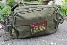 Универсальная сумка типа EDC Engineer Silver Knight 301 OLIVE