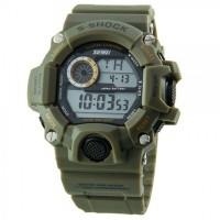 Годинник SKMEI 1019 Army Green АКЦІЯ