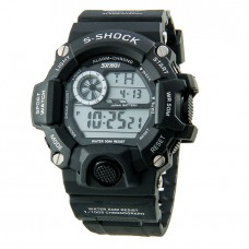 Часы SKMEI 1019 Черные