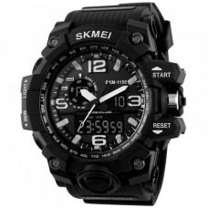 Купить Часы тактические SKMEI 1155 Black в интернет-магазине Каптерка в Киеве и Украине