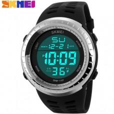 Часы тактические Skmei 1167 в стиле Suunto, black