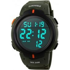 Часы тактические SKMEI 1068 OLIVE
