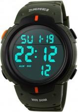 Купить Часы тактические SKMEI 1068 OLIVE в интернет-магазине Каптерка в Киеве и Украине