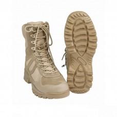 Купить MIL-TEC Ботинки тактические PATROL, на молнии койот в интернет-магазине Каптерка в Киеве и Украине
