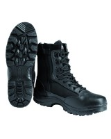 MIL-TEC Ботинки тактические на молнии Black