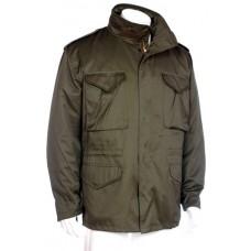Куртка М65 MIL-TEC олива с подкладкой