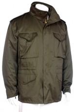 Куртка М65 MIL-TEC олива з підкладкою