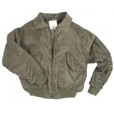 Куртка пілот CWU MIL-TEC олива