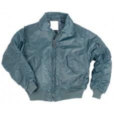 Куртка пилот CWU  MIL-TEC синяя