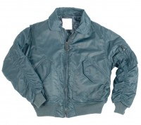 Куртка пилот CWU  MIL-TEC Navy Blue