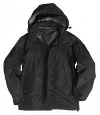 Куртка мембрана MIL-TEC SOFTSHELL PCU чорна
