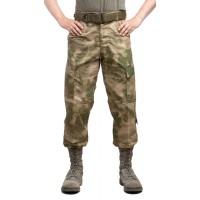 Брюки тактические Mil-Tec ACU A-TACS FG 100% хлопок Рип-Стоп