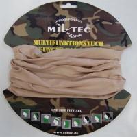 Бандана-балаклава-шарф-труба Mil-Tec Khaki