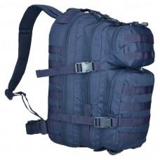 Купить Тактичнийрюкзак ASSAULTS 20л рюкзак Mil-tec 14002003 Dark Blue в интернет-магазине Каптерка в Киеве и Украине