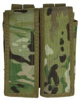 Підсумок АК-47 для магазину Подвійний MIL-TEC Multicam