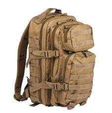 20л рюкзак Mil-tec ASSAULT цвет койот 14002005