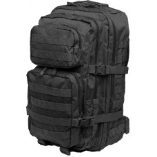 20л рюкзак Mil-tec ASSAULT чорний 14002002