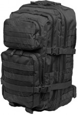 20л рюкзак Mil-tec ASSAULT черный 14002002